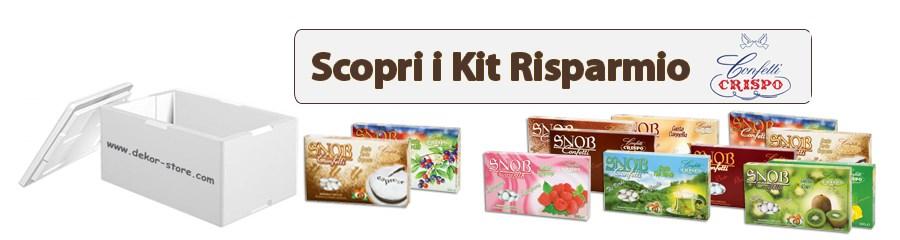 Dekor Store - Kit Risparmio Confetti Crispo
